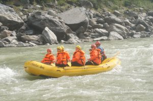 Trisuli River Nepal