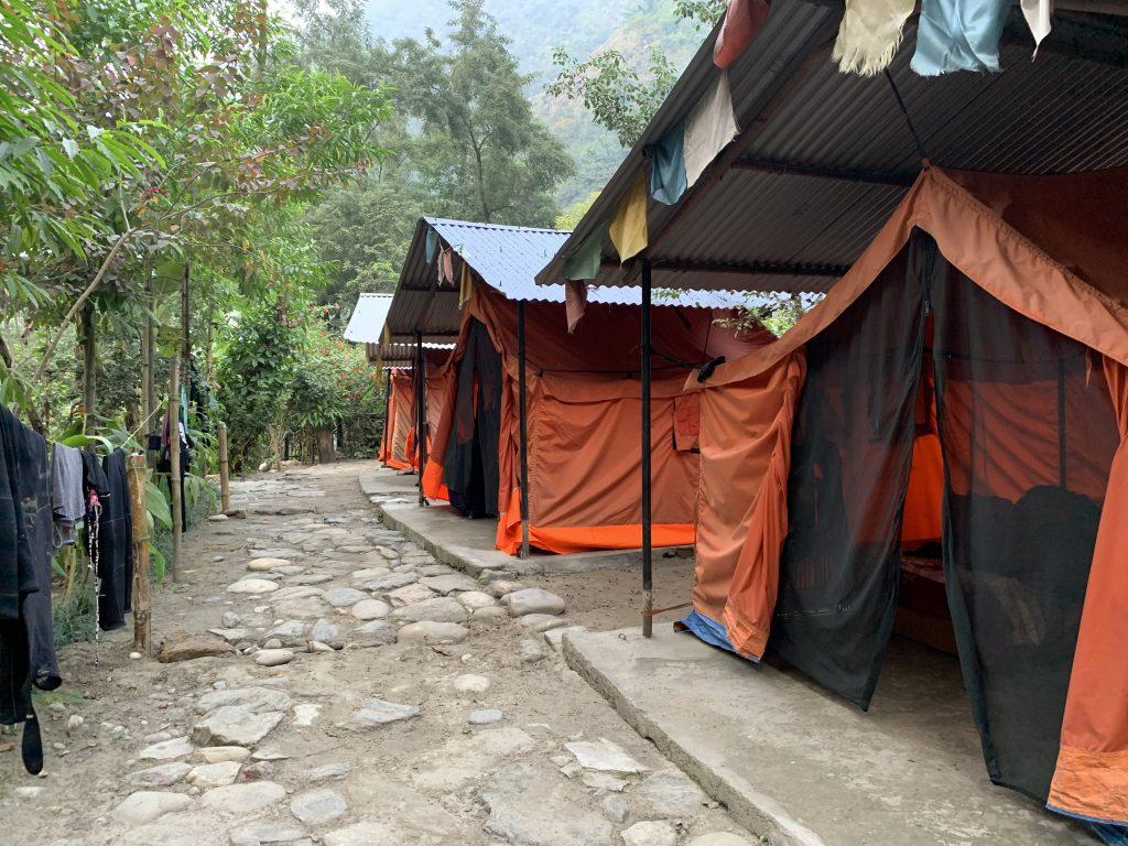 River Life Camp Trisuli River Nepal
